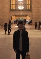 A photo of Matthew, a tutor from Emory University