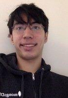 A photo of Alex, a tutor from Carnegie Mellon University