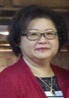 A photo of Lulu, a tutor from National Taiwan University