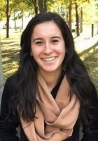 A photo of Sophia, a tutor from Washington University in St Louis