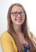 A photo of Lindsay, a tutor from Appalachian State University