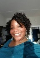 A photo of Burthia, a tutor from Norfolk State University