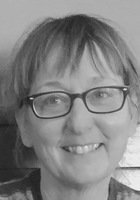 A photo of Karen, a tutor from University of California-Berkeley