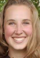 A photo of Allie, a tutor from Williams College