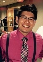 A photo of Willis, a tutor from Boston University