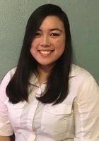 A photo of Grace, a tutor from University of California-Santa Cruz