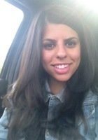 A photo of Candice, a tutor from Madonna University