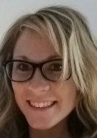 A photo of Kimberly, a tutor from SUNY Oneonta