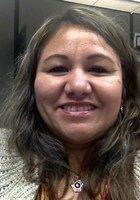 A photo of Doris, a tutor from Pontifical Catholic University of Peru
