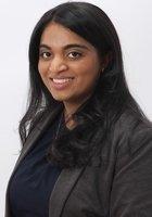 A photo of Divya, a tutor from Emory University