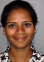 A photo of Suchitra, a tutor from University at Buffalo