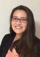 A photo of Meagan, a tutor from Johns Hopkins University