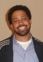 A photo of Malik, a tutor from Bloomsburg University of Pennsylvania