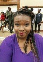 A photo of Isha, a tutor from Rockhurst University