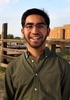 A photo of Osman, a tutor from Columbia University in the City of New York