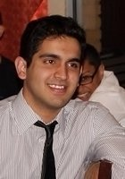 A photo of Muhammad Salik, a tutor from The University of Texas at Dallas
