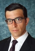 A photo of Michael, a tutor from Yeshiva University
