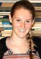 A photo of Rebecca, a tutor from Northwestern University