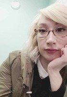 A photo of Rachel, a tutor from Stony Brook University