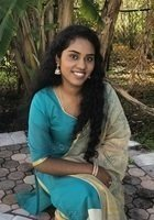 A photo of Divya, a tutor from University of South Florida-Main Campus