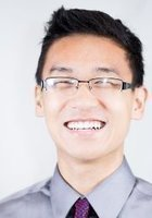 A photo of Eric, a tutor from Swarthmore College
