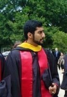 A photo of Abbas, a tutor from University of Maryland-College Park