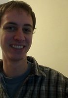 A photo of Cole, a tutor from UW Madison