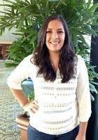 A photo of Nakhila, a tutor from Elon University