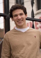 A photo of Brendan, a tutor from Marquette University