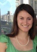A photo of Sarah, a tutor from Harvard University