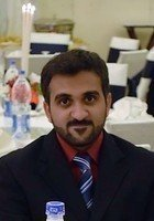 A photo of Muhammad, a tutor from Batterjee Medical College, Saudi Arabia