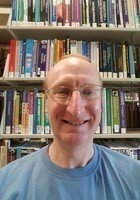 A photo of Leland, a tutor from Bowdoin College
