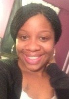 A photo of Danielle, a tutor from CUNY John Jay College of Criminal Justice