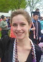 A photo of Deanna, a tutor from Franklin and Marshall College