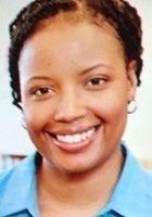 A photo of Shana, a tutor from Harvard University