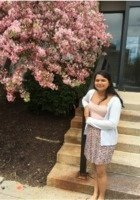 A photo of Simran, a tutor from University of Rochester