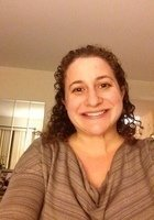 A photo of Rebecca, a tutor from West Chester University of Pennsylvania