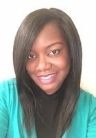 A photo of Latasha, a tutor from Tennessee State University