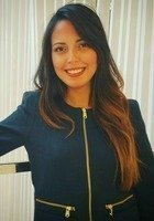 A photo of Houda, a tutor from Houston Community College