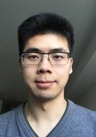 A photo of Qin, a tutor from University of Delaware