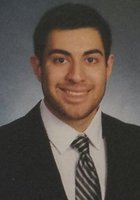A photo of Kevin, a tutor from Ramapo College of New Jersey