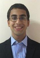 A photo of Mario, a tutor from Duke University