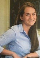 A photo of Kerri, a tutor from Boston University