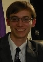 A photo of John, a tutor from College of the Holy Cross