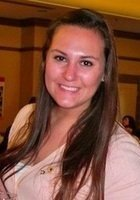 A photo of Kayla, a tutor from Keene State College