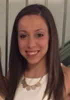 A photo of Stephanie, a tutor from Marist College