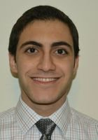 A photo of Hussein, a tutor from Northeastern University