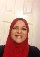 A photo of Mona, a tutor from Cairo University