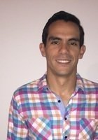A photo of Tomas, a tutor from Brandeis University