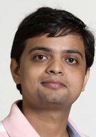 A photo of Rahul, a tutor from Rutgers University-Newark